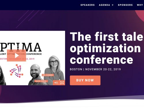 Predictive Success to Attend OPTIMA Conference in Boston, Massachusetts