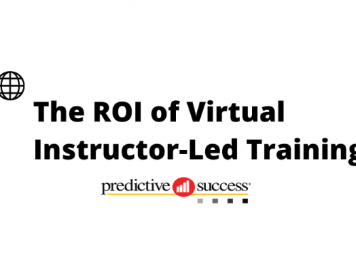 The ROI of Virtual Training